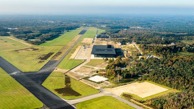 Vliegbasis Soesterberg Copijn VTA