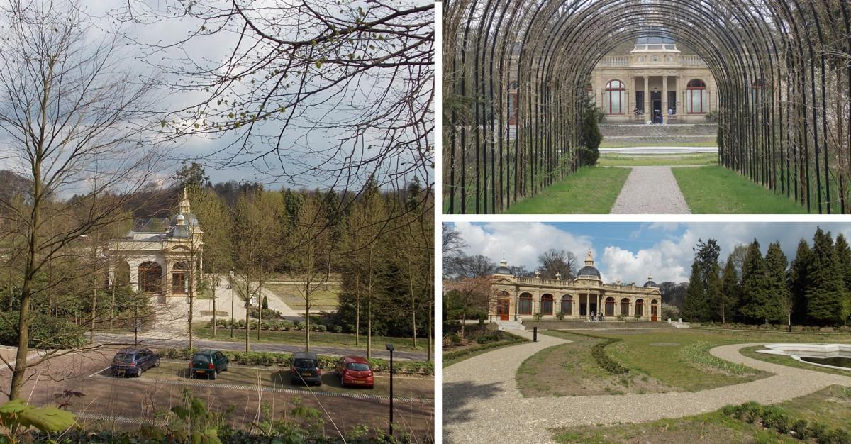 Copijn-Oranjerietuin-landgoed Hydepark
