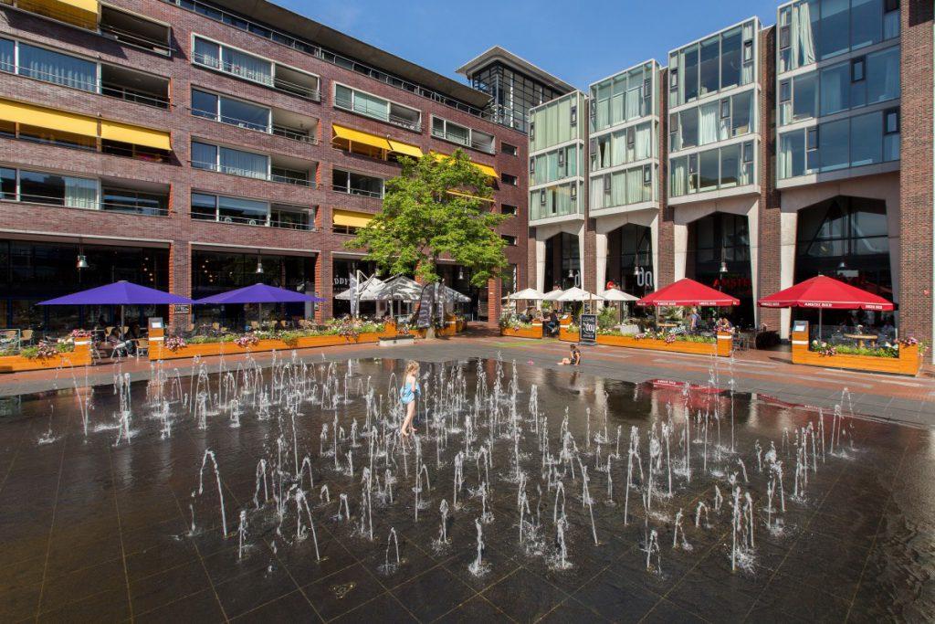 Stadshart-Amstelveen-Openbare ruimte