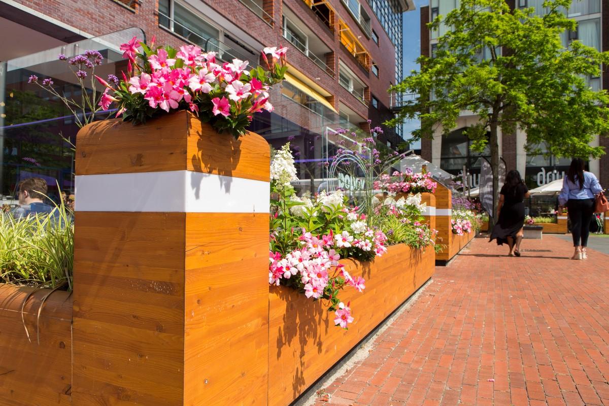 Stadshart-Amstelveen-plantenbakken