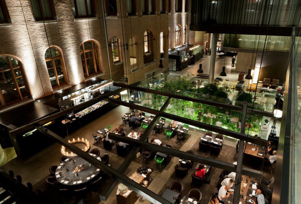 interieurbeplanting conservatorium hotel copijn