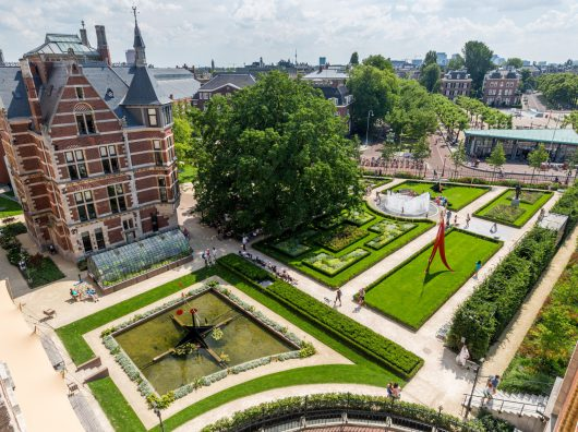 Rijksmuseum Amsterdam Groen erfgoed Beplantingsplan