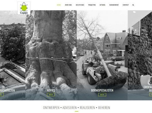 Copijn website