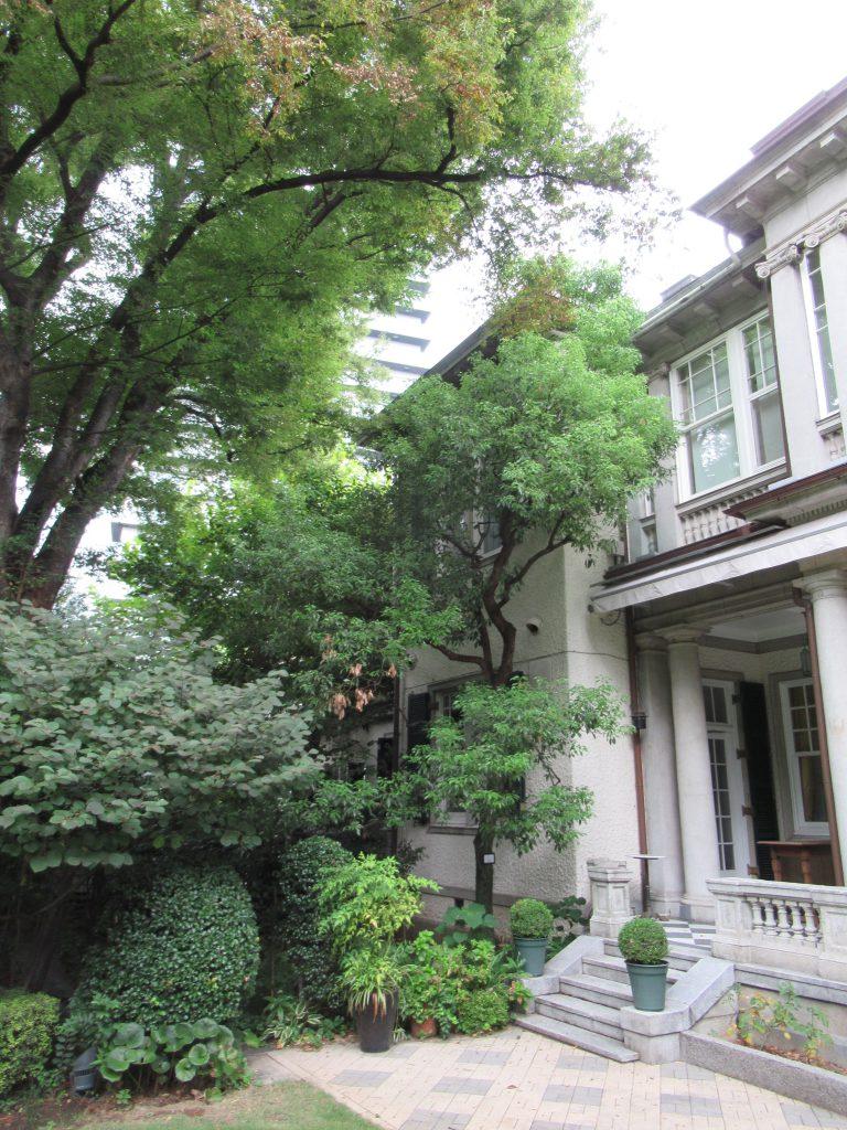 Copijn Japanse Tuin Nederlandse Ambassade Tokio gebouw