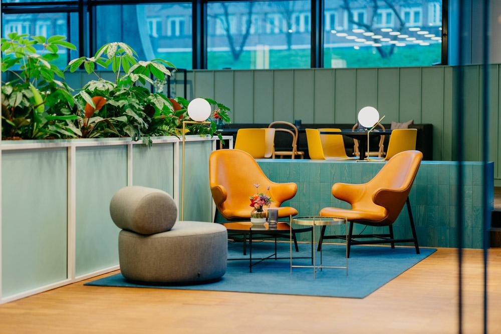 Copijn Interieurbeplanting Hotel Casa Lobby