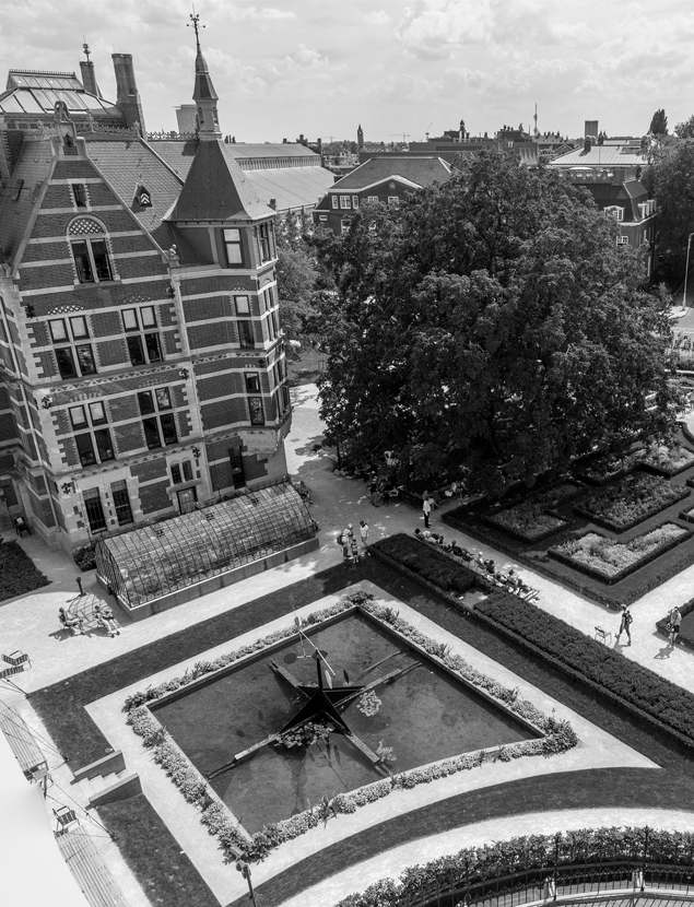 Rijksmuseum Groen Erfgoed zw