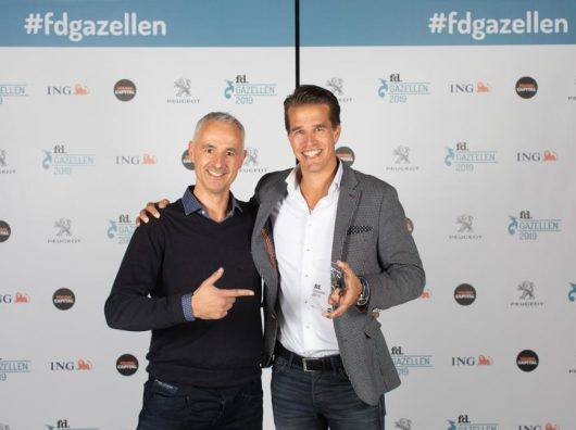 FD Gazellen 2019 award Copijn