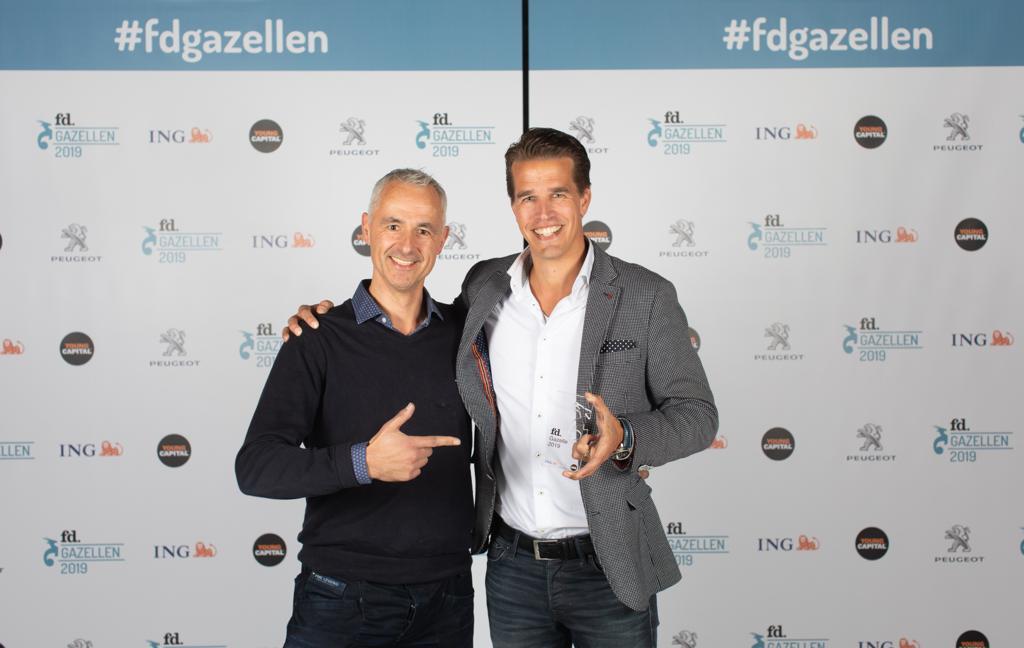 FD Gazellen 2019 award Copijn