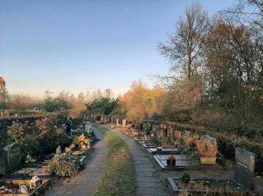 Begraafplaats Noorderveld Copijn