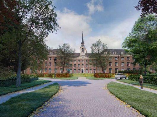 Raamwerk Groot Seminarie Warmond