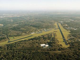 Vliegveld Soesterberg Inmeting en VTA Copijn Boomspecialisten