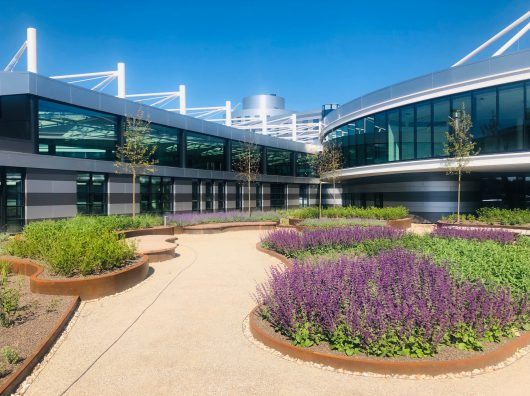 Groenaanleg AFAS Experience Center