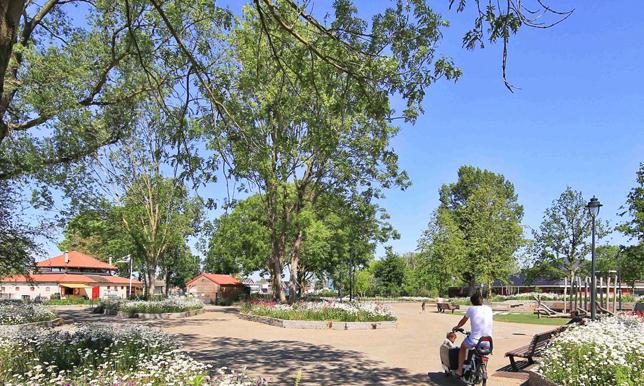 Quatre Bras park Badhoevedorp