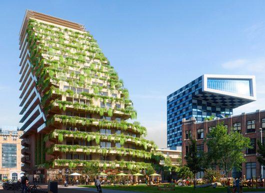 SAWA door Mei Architecten